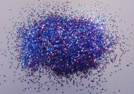 Blueberry 0.015 Metal Flake