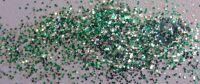 Emerald Mist 0.015 Metal Flake