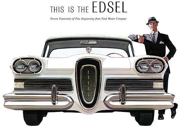 Classic Edsel Colors