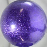 Plum Crazy Purple 0.015 .015 Metal Flake Glitter