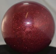 Fire Red 0.008 Metal Flake Glitter