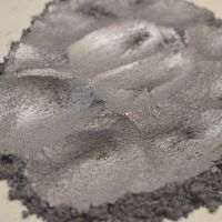 Dark Silver Pearl Is a Mica Pigment Multicolor Series pearl which is sized at 10-60 UM.