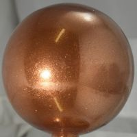 Sparkle Brown Red Pearl Is a Synthetic Series Mica Pigment which is sized at 60-300 UM.