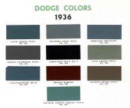 1936 Dodge