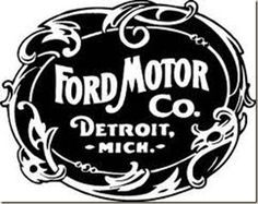 Classic Ford Motor Company Colors