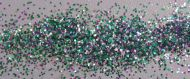 Emerald Ice Silver Green 0.015 .015 Metal Flake Glitter