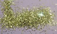 Limetreuse Gold 0.015 .015 Metal Flake Glitter