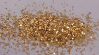 Red Gold 0.015 Metal Flake Glitter