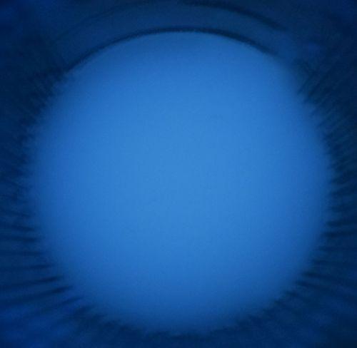 Blue Glow Pearl Mica Pigment