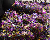 Razzmataz Chunky Metal Flake Glitter