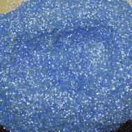 Cornflower Blue Ultra Sparkle Iridescent 0.015 Hex Metal Flake Glitter